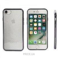 Фото Tucano Elektro Flex Cover iPhone 7 Black (IPH74EF-BK)