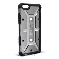 Фото Urban Armor Gear iPhone 6/6S Plus Ash Transparent (IPH6/6SPLS-ASH-VP)