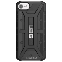 Фото Urban Armor Gear iPhone 7/6S Black (IPH7/6S-A-BK)