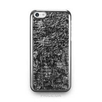 Фото NavJack Nebula fiberglass for iPhone 5C thistle silver (J019-39)