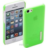 Фото Rock Ethereal shell for iPhone 5C green (iPhone 5C-51953)