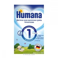 Фото Humana 1, 600 г