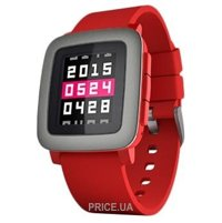 Фото Pebble Time (Red)