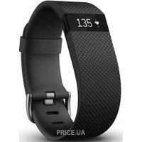 Фото Fitbit Charge HR Large (Black)