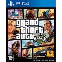 Фото Grand Theft Auto V (PS4)