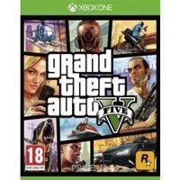 Фото Grand Theft Auto V (Xbox One)