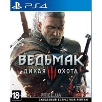 Фото The Witcher 3: Wild Hunt (PS4)