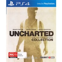 Фото Uncharted: The Nathan Drake Collection (PS4)