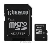 Фото Kingston SDC-8GB
