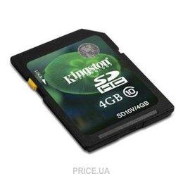 Kingston SD10V/4GB