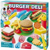 Фото PlayGo Набор с пластилином Гамбургер (8220)