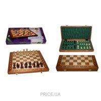 Фото Wegiel Шахматы турнирные N4 (2054)