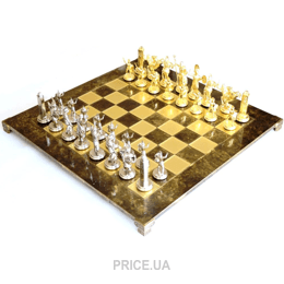 Фото Manopoulos Шахматы Троянская война (коричневые) (S19BRO)