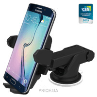 Фото iOttie Easy One Touch Wireless Qi Standard Car Mount Charger (HLCRIO132)