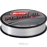 Фото Berkley NanoFil Clear Mist (0.1105mm 125m 5.732kg)