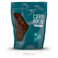 Фото Nano Baits Бойлы Carp Food Perfect Line (strawberry) 16mm 1.0kg