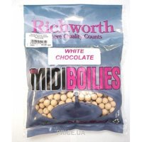 Фото Richworth Бойлы Midi Boilies White Chocolate 10mm