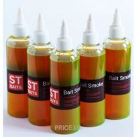 Фото ST Baits Аттрактант Bait Smoke Liquid Enhancer (Sweetcorn) 150ml
