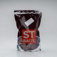 Фото ST Baits Бойлы Boilies Garlic Robinred 20mm 1.0kg