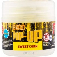 Фото Brain Бойлы Pop-Up F1 (Sweet Corn) 10mm 20g