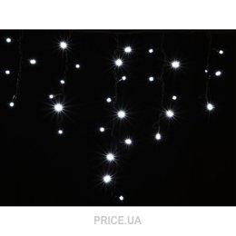 Фото Delux Icicle 90 LED 2x0.5m белый/черный IP44 (10008271)