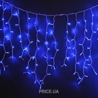 Фото Delux Icicle 90 LED 2x0.5m синий/белый IP44 (10008278)