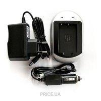 Фото PowerPlant Зарядное устройство для Sony NP-FT1, NP-FR1, NP-BD1 (DV00DV2019)