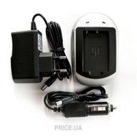 Фото PowerPlant Зарядное устройство для Olympus Li-40B (DV00DV2043)