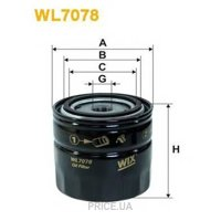 Фото Wix Filters WL7078