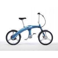 Фото Гибридный велосипед Mando Footloose 20' (голубой)