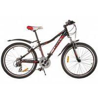 Фото Велосипед подростковый Lerock RX24 (черный) Цвет: