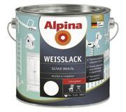 Цены на ALPINA Эмаль Alpina AC Weisslack GL URLT 2.5 л Наз, фото