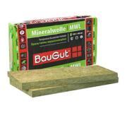 Цены на BauGut Изоляция BauGut Фасад 100 мм Плотность - 13, фото
