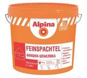 Цены на ALPINA Шпаклевка Alpina Expert Feinspachtel 8 кг Ф, фото