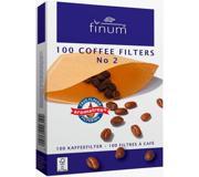 Цены на Finum Фильтр для кофеварок Finum №2 31013436, фото