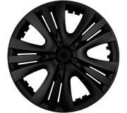 Фото Колпак колесный R13 черный 1 шт Диаметр - 13 дюйм&