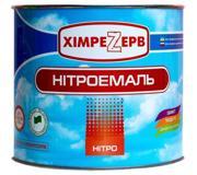 Фото Прогресс Эмаль Химрезерв Нитроэмаль черная 0.8 кг
