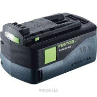 Фото FESTOOL BP 18 Li 5,2 AS (200181)