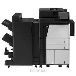 Фото HP LaserJet Enterprise flow MFP M830z