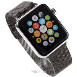 Coteetci W6 Magnet Band Black (WH5203-GC) for Apple Watch 42mm