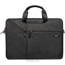 Фото Wiwu GearMax City Commuter Bag Black 12""
