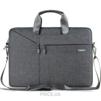 Wiwu GearMax City Commuter Bag Grey 12""