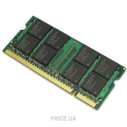 Фото Kingston 2GB SO-DIMM DDR2 800MHz (KVR800D2S6/2G)