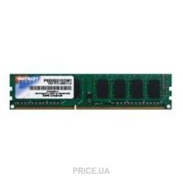 Фото Patriot 2GB DDR3 1333MHz (PSD32G133381)