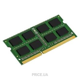 Фото Kingston 8GB SO-DIMM DDR3L 1600MHz (KVR16LS11/8)