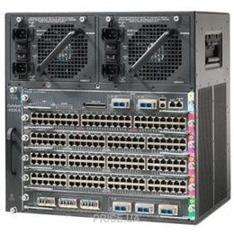 Коммутатор, концентратор, маршрутизатор Cisco WS-C4506-E