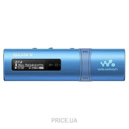 MP3 плеер (Flash,  HDD)  Sony NWZ-B183F