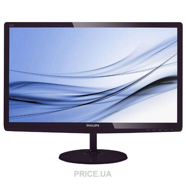 d7c7c20ae16e2f Philips 277E6EDAD: Купить в Чернигове - Сравнить цены на мониторы ...