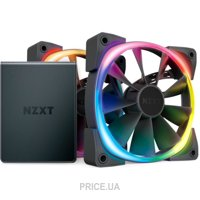 NZXT Aer RGB 2 Twin Starter Kit 120mm (HF-2812C-D1)
