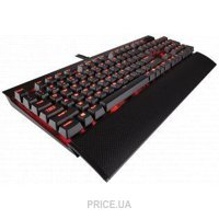 Corsair K70 LUX Mechanical Gaming Cherry MX Red